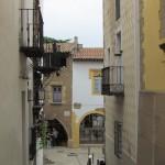 Лестница в Испанской деревне, Барселона