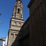 Башня в Испанской деревне, Барселона