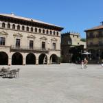 Площадь в Испанкой деревне, Барселона