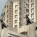 Архитектурные элементы небоскреба