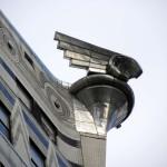 Архитектурный элемент фасада Крайслер-Билдинг