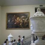 Интерьер музея Прадо