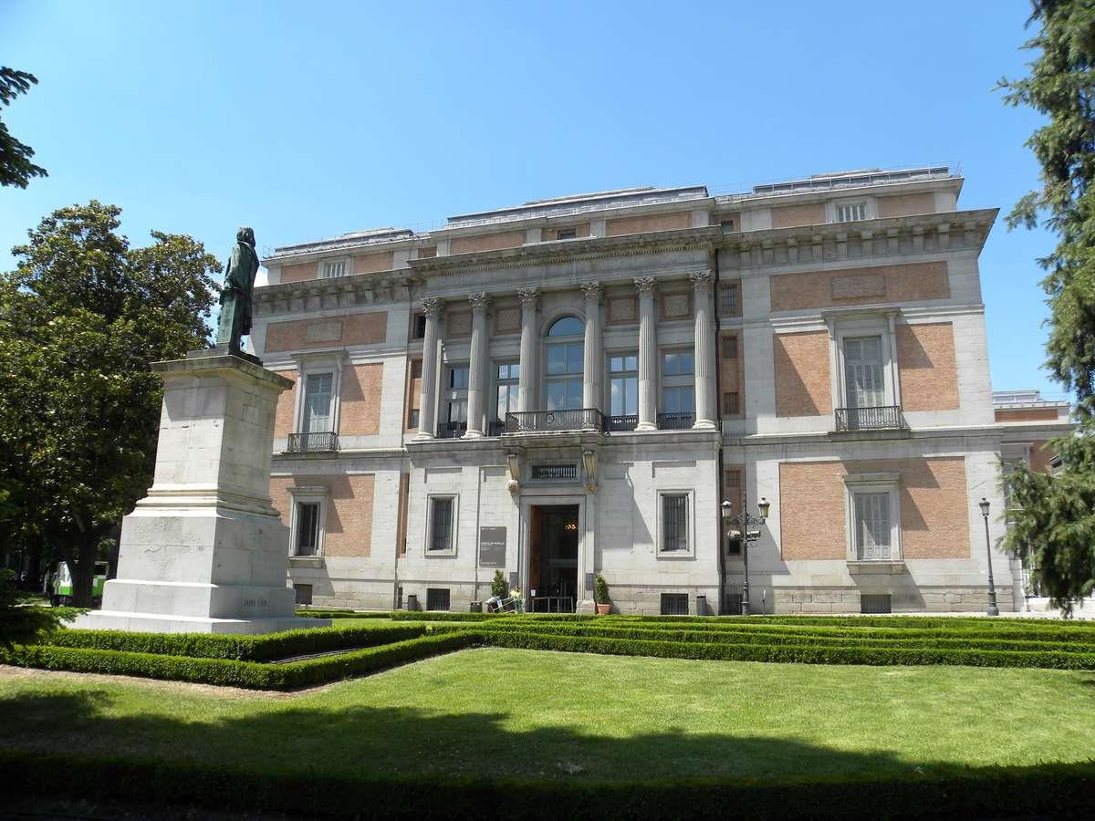 Музей Прадо, Мадрид