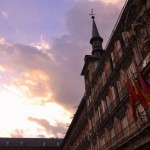 Заказ на площади Мадрида Пласа-Майор
