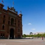 Вход в Лас-Вентас, Мадрид