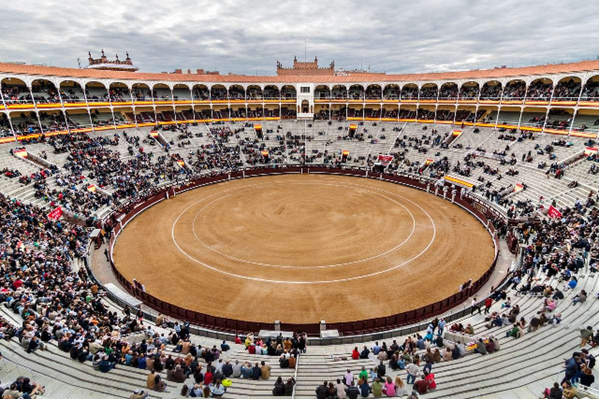 Арена Лас-Вентас, Мадрид
