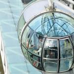 Капсулы лондонского колеса обозрения