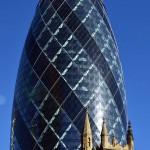 Вид на башню Мэри-Экс в Лондоне