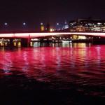Ночной Лондонский мост