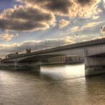 Вид на старый Лондонский мост