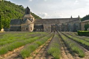 Древнее аббатство - Abbaye de Sénanque