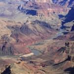 Река Колорадо и Гранд-Каньон, США