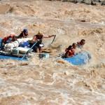 Сплав по реке Колорадо в Гранд-Каньоне