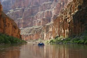 "Сплав по реке Колорадо в национальном парке ""Гранд-Каньон"""