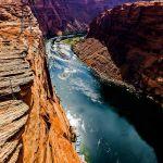 Река Колорадо в национальном парке Глен-Каньон