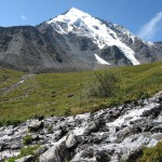 Природа Алтая по пути в Долину Семи озер