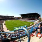 Полный стадион Атлетико Мадрид против Осасуна