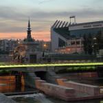 Стадион Висенте Кальдерон Мадрид