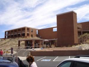 Музей кратера Бэрринджера, Аризона, США