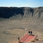 Аризонский кратер, Аризона