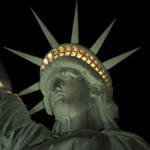 Статуя Свободы вблизи