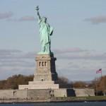 Статуя Свободы, Нью-Йорк, США