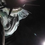 Вид сверху на Статую Свободы