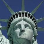 Голова Статуи Свободы, Нью-Йорк