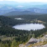 Каракольские озера: Пятое и Шестое