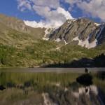 Четвертое Каракольское озеро