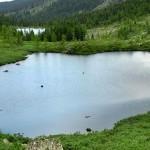 Первое Каракольское озеро