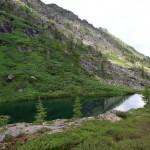 Второе Каракольское озеро