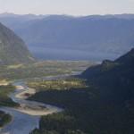 Дельта реки Чулышман