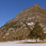 Алтай, долина Чулышмана, гора Ташту