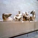 Британский музей: Парфенон