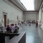 Экспозиция Британского музея