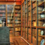 Коллекция книг в Британском музее, Лондон