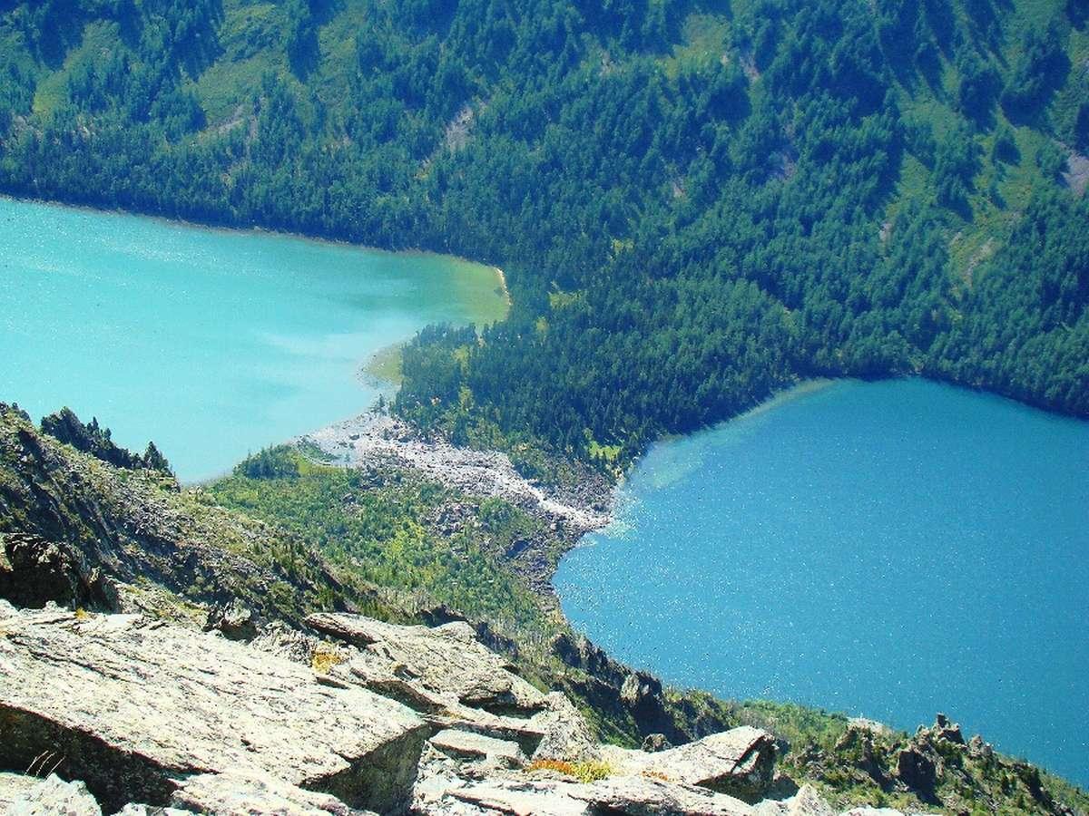 Мультинские озера, Горный Алтай - 13