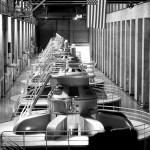 Электрогенераторы плотины Гувера