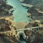 Плотина Гувера, р. Колорадо, США