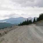 Дорога перевала Кату-Ярык