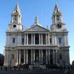 Западный вход, Собор Святого Павла