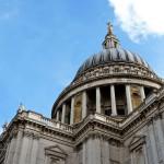 Купол крупнейшего англиканского храма