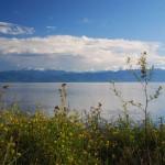 Красивое озеро Байкал