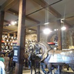 Внутри музея Тауэра