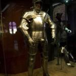 Доспехи средневековья в Лондонском Тауэре