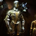 Доспехи рыцарей средневекового Лондона