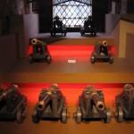 Пушки в музей Тауэра