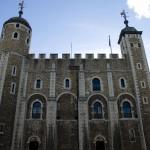 Здание внутри Лондонского Тауэра