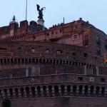 Мавзолей Адриана, Рим